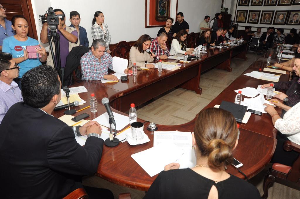 Aprueba Cabildo otorgarle facultades al alcalde para la gestión de recursos ante diversas instituciones federales